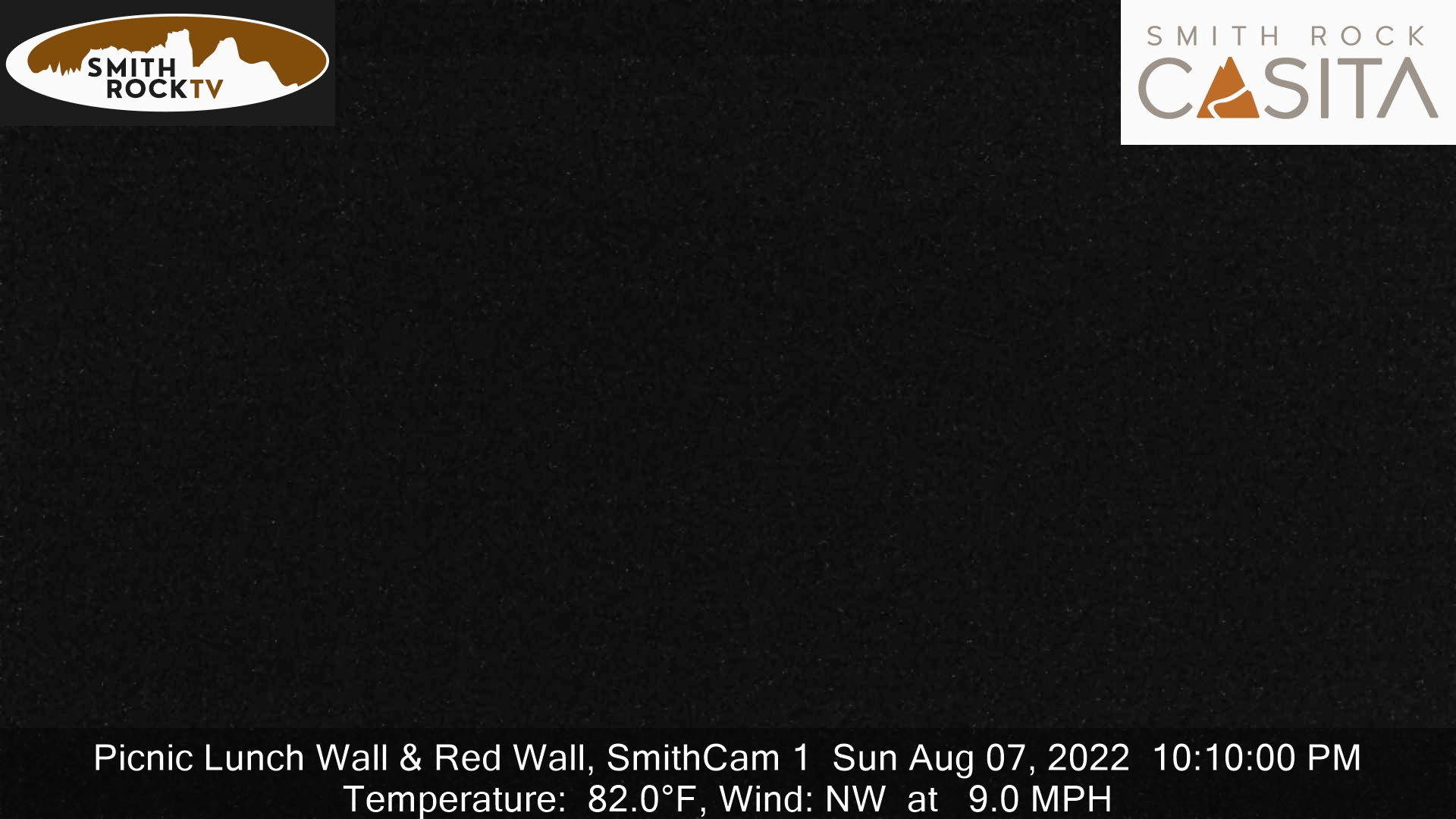 SmithRock.com SmithCam Current Image